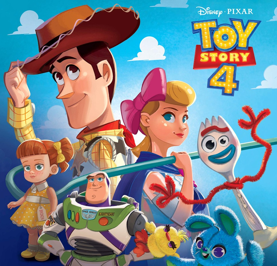 characters of toy story 4
