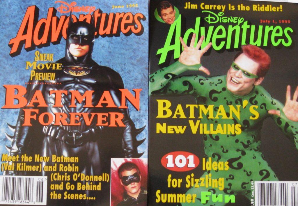 The Top Ten Disney Batman Connections Top Disney